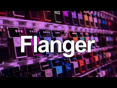 Guitarra com Flanger - como é o som?