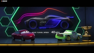 cars 3 new trailer first look chick omg