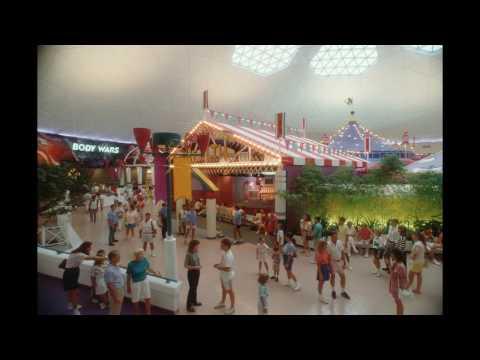 EPCOT Center Wonders of Life Pavilion Music Loop