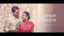 Cinematic Wedding Film of Gobinath + Kiruthika - Rv photography Tirupur