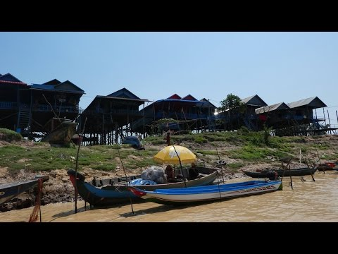 Trip to Siem Reap - Tonle Sap lake / Cambodia
