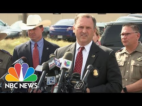 FBI Having Difficulty Unlocking Texas Shooter Devin Kelley's Cellphone | NBC News