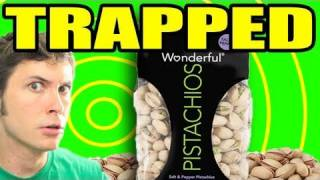TRAPPED in a Pistachios Ad!