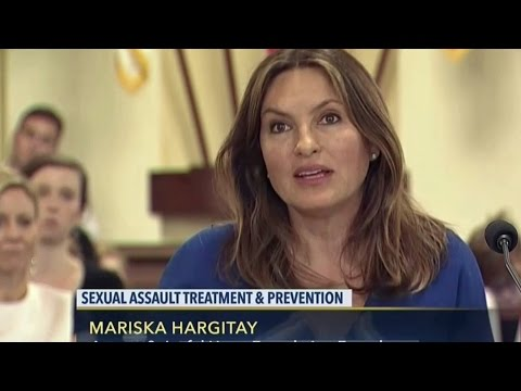Mariska Hargitay Fights To End U.S. Backlog Of Untested Rape Kits