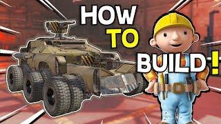 Basic Crossout Build Guide
