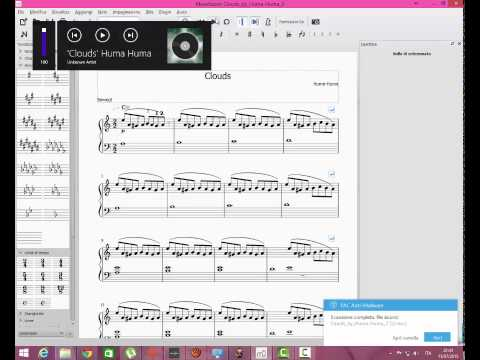 Come Importare Spartiti In Pdf In Musescore/How To Import Pdf Scores To Play On Musescore