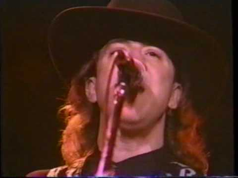 Stevie Ray Vaughan The House Is Rockin' 102789 Amarillo TX