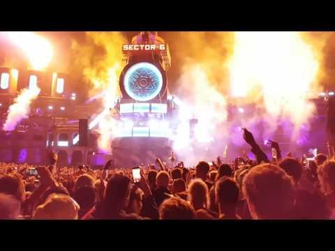 Boomtown 2016 MC GQ DJ Hype & Hazard