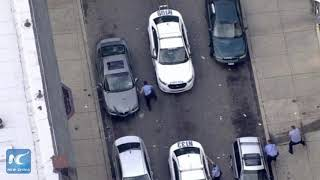 At least 6 police officers shot in U.S. city of Philadelphia