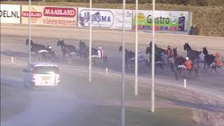 Vidéo de la course PMU PRIX GRIETMAN