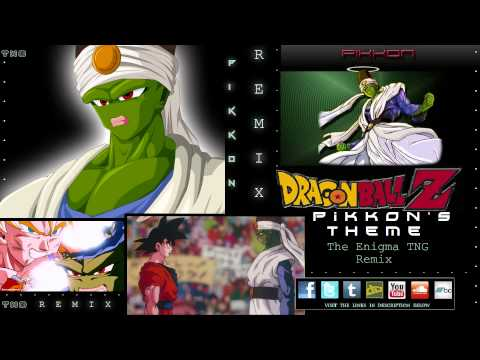 Dragon Ball Z - Pikkon's Theme (The Enigma TNG Remix)