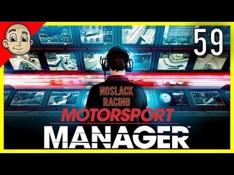 Motorsport Manager - Improving Our Pit Crew - Ep. 59 - Motorsport Manager Gameplay