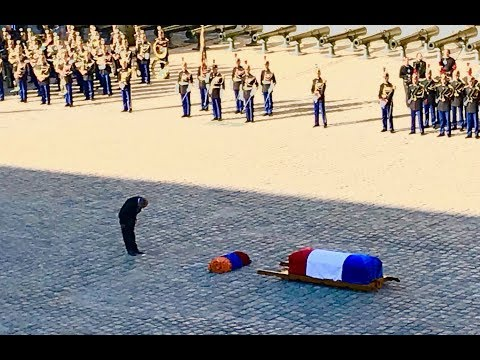 Charles Aznavour Funeral 🇦🇲 1924-2018 🇫🇷