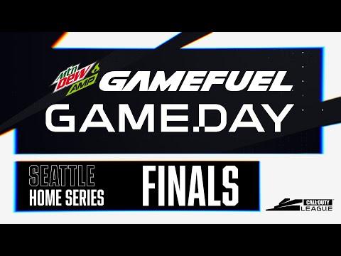 FINALS   Chicago Huntsmen Vs London Royal Ravens   Seattle Surge Home Series   Day 3