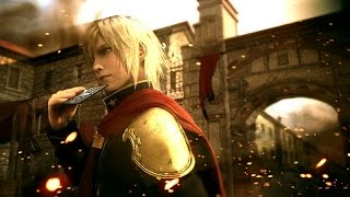 Final Fantasy Type-0 HD's Battle System is Nuts - NYCC 2014