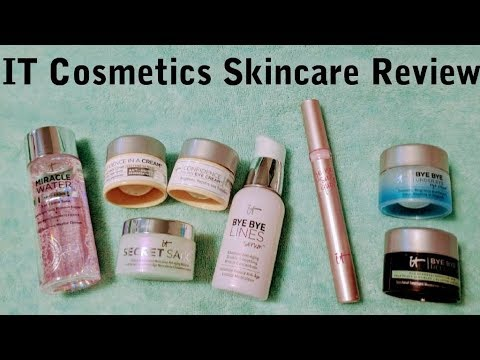 IT Cosmetics Skincare Review - What's Good & What's Disappointing