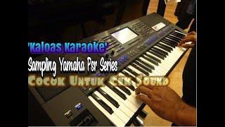 Keloas Karaoke Sampling Android Yamaha Psr S750 Cocok Untuk Cek Sound