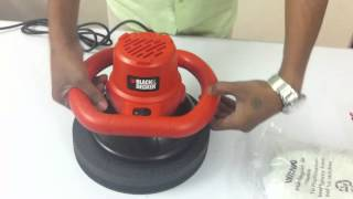 Black & Decker KP1200 Car Polisher - MrThomas