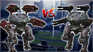 [WR] 🔥 Hussar VS Pulsar LEECH - Comparison With Gameplay | War Robots