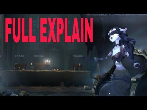 FULL EXPLAIN Witch of dream's ability | IDENTITY V
