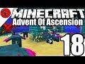 "Minecraft Mods: ""Advent Of Ascension Mod Lets Play EP18 Amphibiyte Cave """