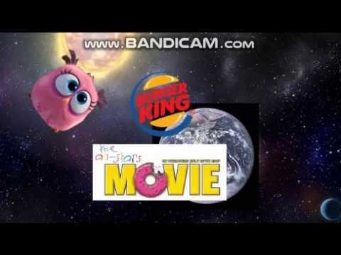 The All Stars Simpsons Movie Burger King Commercial Youtube