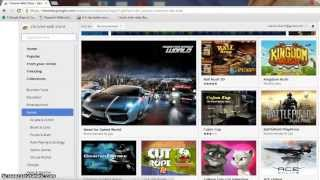 How To Download Games In Google Chrome