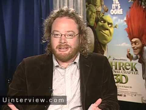 U.com: Walt Dohrn, Shrek's Rumpelstiltskin