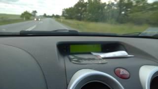 Mitsubishi COLT CZ VI '07 Info Display problems.