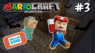 Minecraft Aventuras en las Minas MarioCraft Cap 3 | Minecraft en AbreloGame