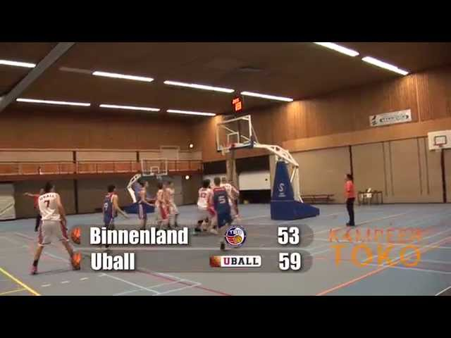 Binnenland U20 vs Uball U20