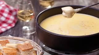 Как расплавить сыр для фондю в домашних условиях?