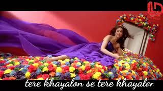 Tere khayalon se tere khayalon tak female best whatsapp status video // by love dream //