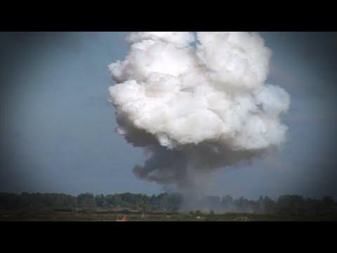 UTV Military - Russian Air Force Bombing Drills