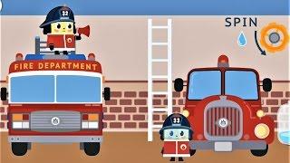 Пожарная Машина Мультфильм. Машинки. Развивающие мультики для детей. Новые мультики 2016 Новинка