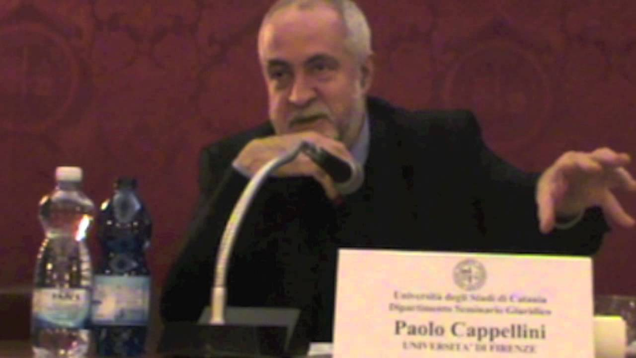 60% economico davvero comodo Buoni prezzi Regimi giuridici delle transizioni: Paolo Cappellini (Univ. Firenze),  Conclusioni