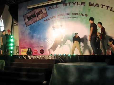 Hanoi Jam ( 13/11/2011) - KB FAM vs Fire