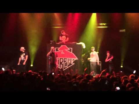 S Crew - Les parisiennes (Live)