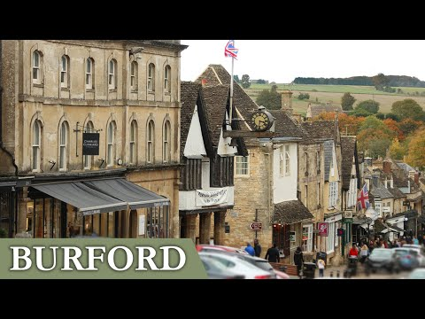 A History of Burford | Exploring the Cotswolds