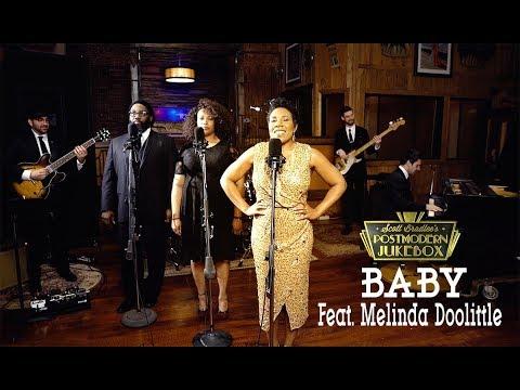 Baby - Justin Bieber (Vintage Diana Ross Style Cover) ft. Melinda Doolittle
