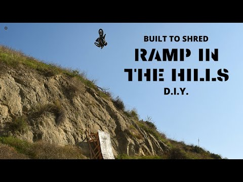 D.I.Y. Ramp In The Hills