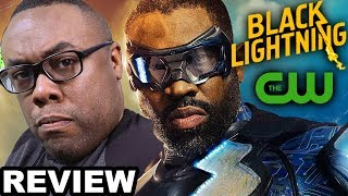 BLACK LIGHTNING - Series Premiere Review (Black Nerd) thumbnail