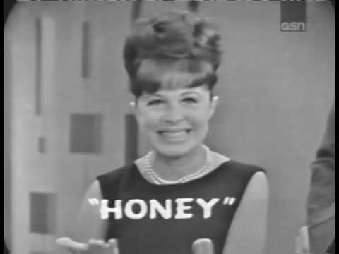 PASSWORD 1964-10-29 Eydie Gorme & Tony Randall