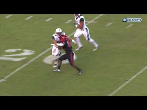 """Jalen Rogers - University of Hawaii - """"Most Underrated DB in Football"""" 2016"""