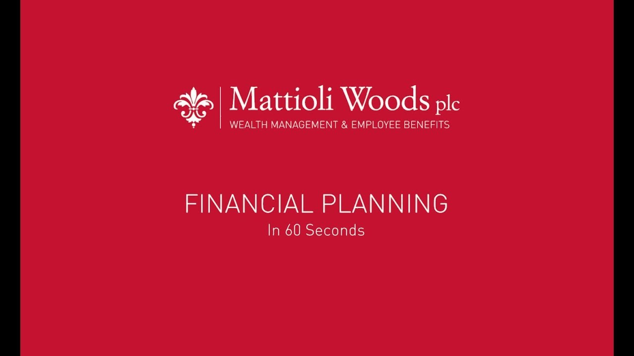 THE 60-SECOND FINANCIAL PLANNER