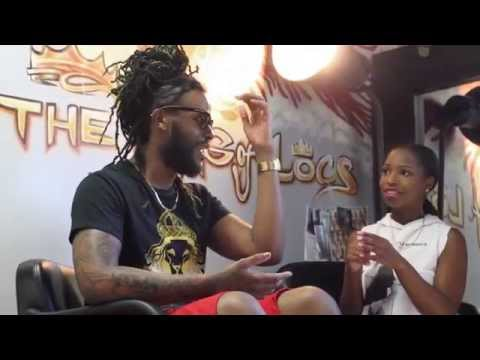"""Young Entertainment News interviews """"The King of Locs"""" Kelo Part 1 (PQ Films)"""