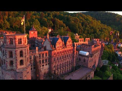 Städtereise nach Heidelberg - die Sehenswürdigkeiten der Studentenstadt