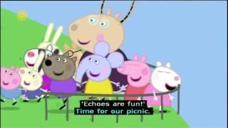 Peppa Pig (Series 2) - School Bus Trip (with subtitles)