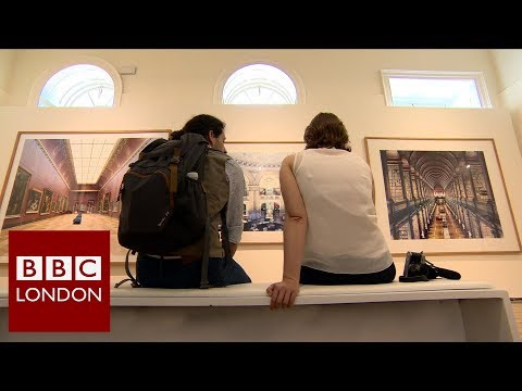 Londoner wins World Photographer of the Year 2018 – BBC London News