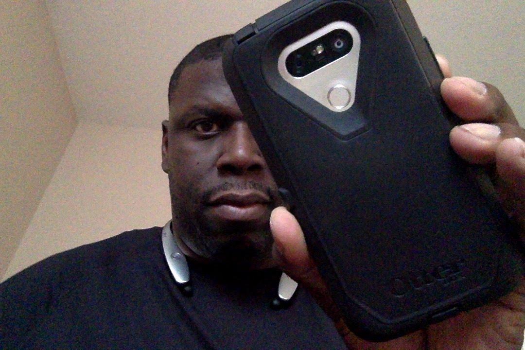 pretty nice 3c384 abfdd LG G5 Otterbox Defender case review